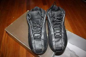 e1c255ef42b5 2001 Adidas The Kobe 1 OG Black Used w  Original Box Los Angeles ...