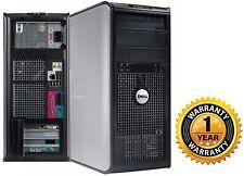 Fast Dell OptiPlex 780 Intel E8400Core 2 Duo 3.00GHz 4GB RAM NO HD NO OS