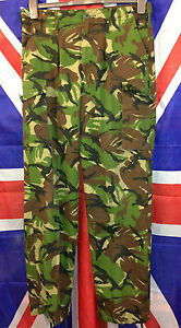 Genuine-British-Army-Surplus-Combat-Trousers-Soldier-95-DPM-in-Various-Sizes-GR1