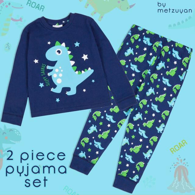 Girls Kids Paw Patrol Skye Winter Pyjamas PJs Long Sleeves Snuggle Fit Cotton