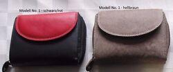 Damen Geldbörse mit Organizer – erhältlich in 2 Farben