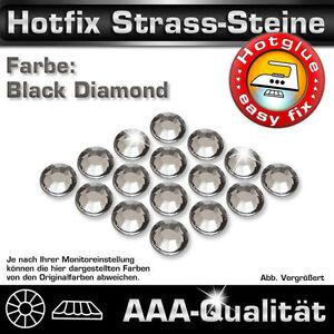 Preciosa HOTFIX STRASSSTEINE Crystal SS20 Strass Steine top Qualität zum bügeln