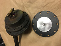 Eco Air Meter /& Gilbarco Bell with Screw and Washer 3in. size