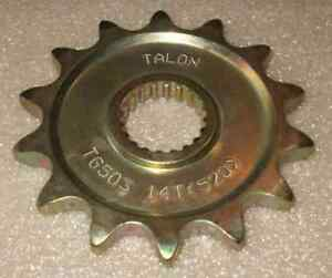 KTM-SX-65-Talon-12-Tooth-Front-Sprocket-1988-Onwards-448-12-Motocross-NEW
