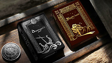 Midgard Rare Limited Edition Custom Playing Cards 2 Deck Collectors Set = Viking