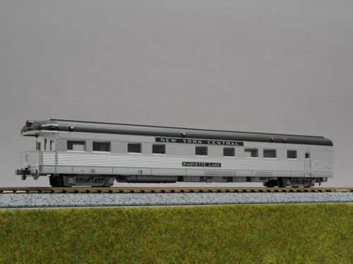 Kato 156-0812 Budd Business Cars NewYork Central  Raquette Lake (N scale)