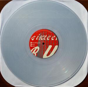Bush Sixteen Stone 2 X Lp 180 Gram Colored Vinyl Album
