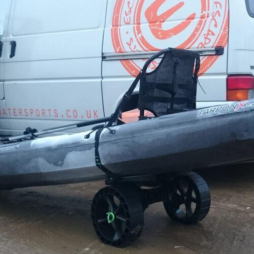 The Ultimate Kayak /& Canoe Trolley C-Tug SandTrakz Kayak Cart