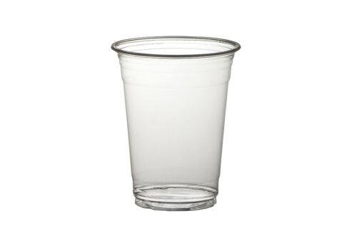 50 x 9 Oz Plastique Transparent Smoothie tasses environ 255.14 g Dôme slot couvercles Milkshake froid jetables