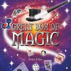 The Great Box of Magic by Peter Eldin (Hardback, 2008)