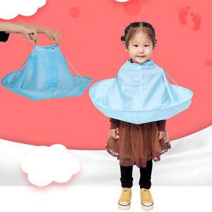 Salon-Hair-Cutting-Child-Baby-Cloak-Gown-Barber-Hairdresser-Haircut-Bib-ApronBA