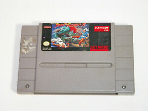 Street-Fighter-II-Turbo-Super-Nintendo-SNES-1993-TESTED-AUTEHTNIC-FREE-SHIP