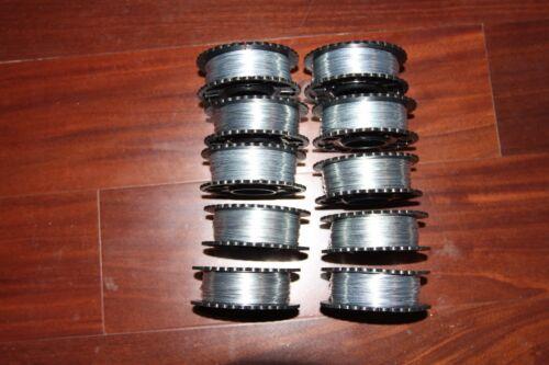 NEW Rebar tying tie wire 0.8mm  100m//spool  lots of 10 spools