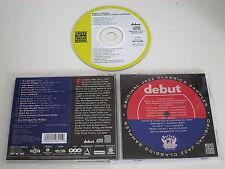 VARIOUS/DEBUT-PERIOD - OJC SAMPLER(ORIGINAL JAZZ CLASSICS OJCCD-3702-2) CD ALBUM