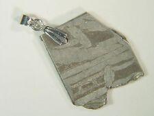 BUTW Russia Seymchan Meteorite Pendant Lapidary Necklace Jewelry 38 ct 9069E