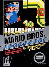 Mario Bros Nintendo Entertainment System 1986 For Sale Online Ebay