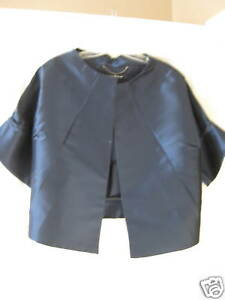 Lida Blend Nwot Sz Silk Baday Jacket Cropped 10 tqZxXtnr
