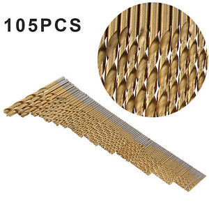 105x-Cobalt-Drill-Bits-Set-1-5-10mm-For-Stainless-Steel-Metal-HSS-Co-Cobalt-Kit