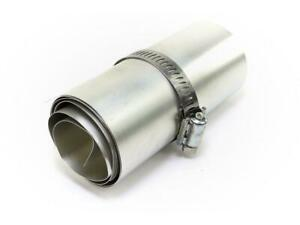 Full-Exhaust-Steel-Silencer-Repair-Bandage-Rap-Around-Fix-Heat-Proof-For-Toyota