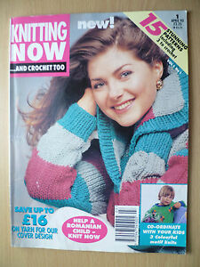 KNITTING-NOW-AND-CROCHET-TOO-Magazine-April-1993
