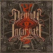 DEMON INCARNATE - Demon Incarnate  [CLEAR/BLACK Vinyl] LP