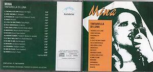 MINA-CD-fuori-catalogo-TINTARELLA-DI-LUNA-1993-Rainbow