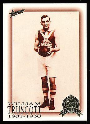 1996 Select AFL Hall Of Fame Inaugural Legend Card LGD2 Haydn Bunton