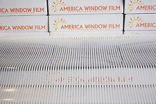 "WINDOW FILM TINT DECORATIVE PRIVACY 30"" X 10 FT VENETIAN BLIND"