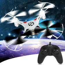 X7 Explorers 2.4G 4CH 6 Axis 3D Fly Gyro RC Quadcopter Helicopter 360° LED Drone
