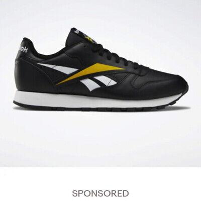 Reebok Men's Classic Leather Vector Men's Shoes Shoes