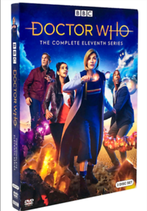 Doctor-Who-The-Complete-Season-11-Eleventh-Series-3-DVD-Disc-Set-New
