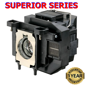 ELPLP67 V13H010L67 SUPERIOR SERIES -NEW & IMPROVED FOR EPSON POWERLITE 1261W