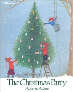 Christmas-Party-Paperback-by-Adams-Adrienne-Brand-New-Free-shipping-in-th