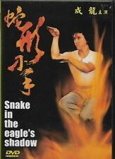Snake in the eagle's shadow DVD Jackie Chan Yuen Woo Ping NEW R0 Eng Sub Taiwan