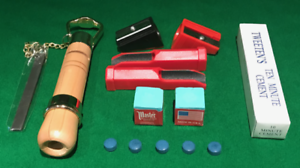 SNOOKER-POOL-RE-TIPPING-BUNDLE-FREE-2ND-CLASS-DELIVERY