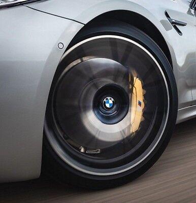 Genuine BMW GALLEGGIANTI Ruota Centro CENTER COPRIMOZZI 65mm 36122455269