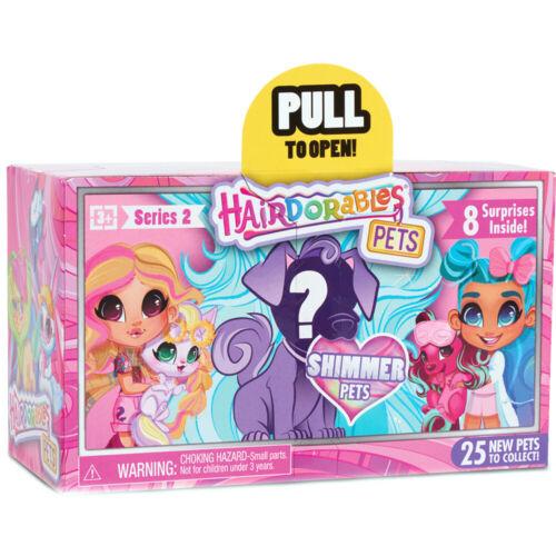 Hairdoorables Pets sorpresa Pack-Serie 2-JPL23730