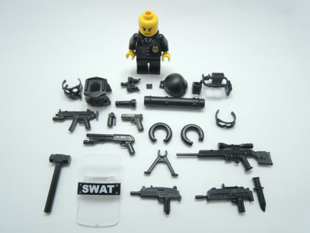 Lego S.W.A.T. collection on eBay!