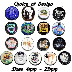 New-1-x-Cartoon-Film-Logo-Screw-Up-Ear-Plug-Flesh-Tunnel-Expander-Picture