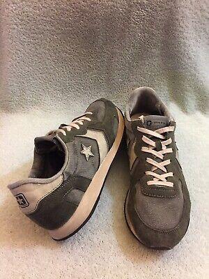 Converse Running Retro Sneakers Olive Green Men's Size 10 Run Like Hell   eBay