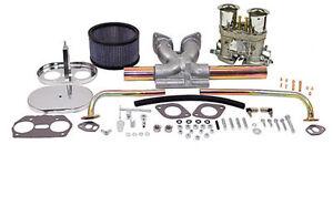 EMPI-44mm-HPMX-Single-Carburetor-Kit-Type-1-VW-Volkswagen-Beetle-Ghia-Bus