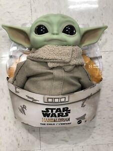 Star-Wars-The-Child-Baby-YODA-11-034-Plush-Doll-The-Mandalorian