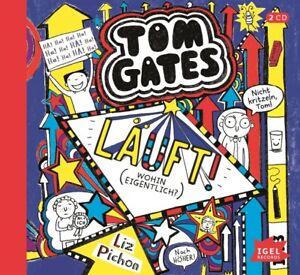 TOM-GATES-LAUFT-WOHIN-EIGENTLICH-PICHON-LIZ-2-CD-NEW