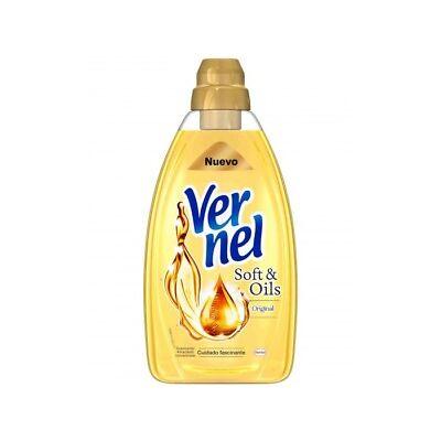 Vernel Suavizante Concentrado Soft&Oil Gold 1.5L