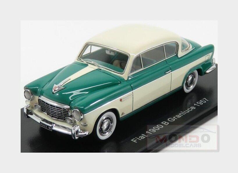 Fiat 1900B Gran Luce Coupe 1957 vert Beige NEOSCALE 1 43 NEO45112