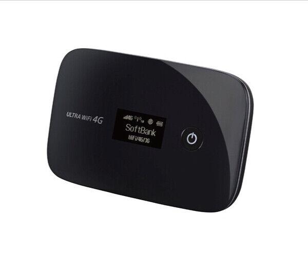 Huawei E5776 SoftBank 102HW 4G/3G LTE WiFi Mobile Hotspot Router Modem  UNLOCKED