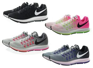 Details about Nike 831356 Womens Air Zoom Pegasus 33 Performance Running Shoes Sneakers