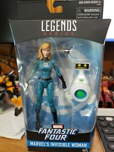 Marvel Legends Invisible Woman Walgreens Exclusive