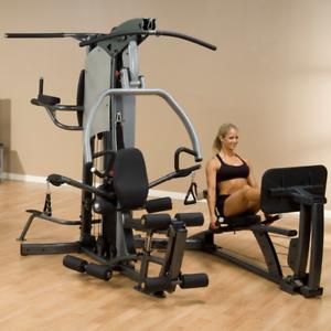 Leg Press Attachment for Body-Solid Fusion F600 Personal Trainer