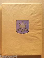 Jeanne Jehanne d'Arc 1412-1431 union latine d'editions Jacomet ex. num. 1933